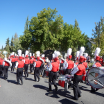 PCHS Marching Band Completes 2016 Summer Parade Season