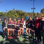 Park City High School Girls Varsity Tennis finishes 1st place