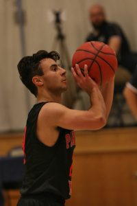 Boys Basketball Varsity at Rockwell 12-02-2016