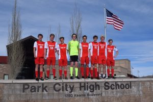 Boys Soccer Varsity at Judge Memorial Catholic 03-10-2017