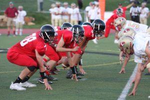 Football Freshman vs Logan 08-24-2017