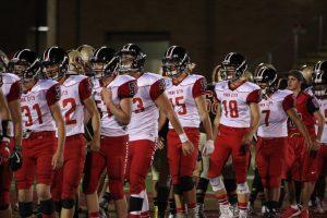 Football Varsity at Logan 08-25-17
