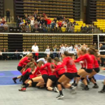 Miners Volleyball Wins First State Championship