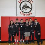 Wrestlers Put on a Good Showing at Grantsville Tournament