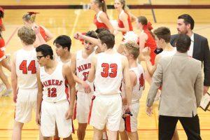 Boys Basketball Varsity vs Juan Diego Catholic 01-10-2018