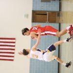Boys Basketball JV at Bonneville 01-12-2018