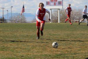 Boys Soccer Varsity at Tooele 3-23-2018