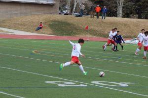 Boys Soccer Varsity vs Juan Diego Catholic 04-04-2018