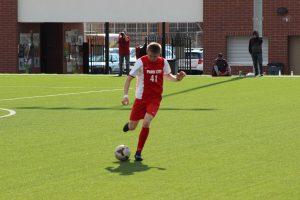Boys Soccer Varsity at Ogden 04-20-2018