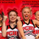 Park City High School Cheerleading Clinics