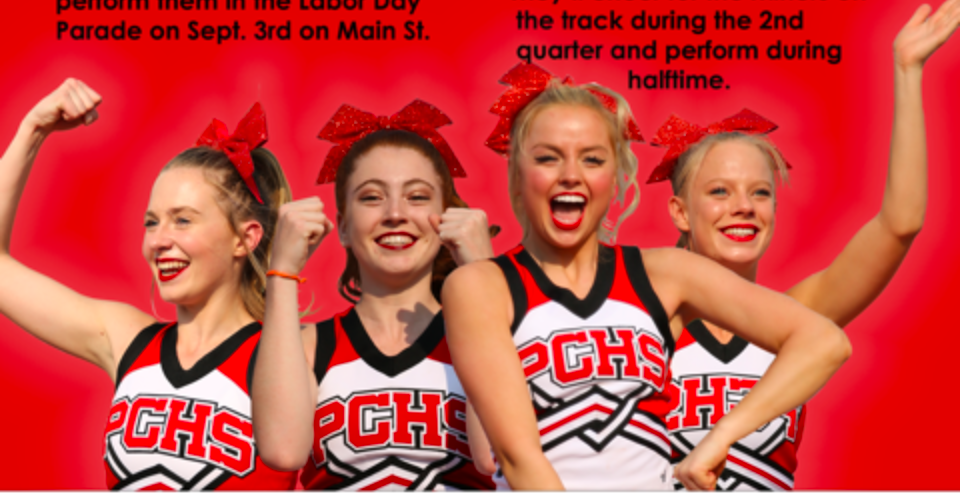 Park City High School Cheerleading Clinics