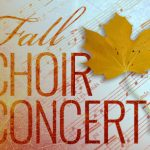 Choir Fall Concert