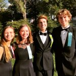 UMEA All State Choir Members