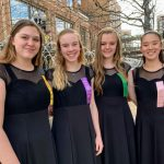 UMEA Women's Honor Choir Members