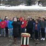 Park City HS Chamber Choir performs at Sundance Film Festival