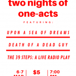 Two Nights of One Acts