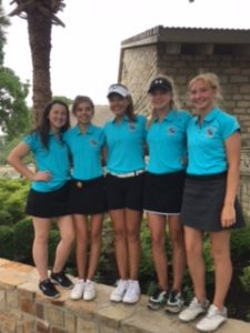Ladies State Golf, 2017
