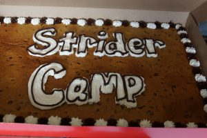 Strider Running Camp 2017