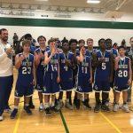 Boys Freshman Basketball beats Marshall High School (Marshall, TX) 65 – 52