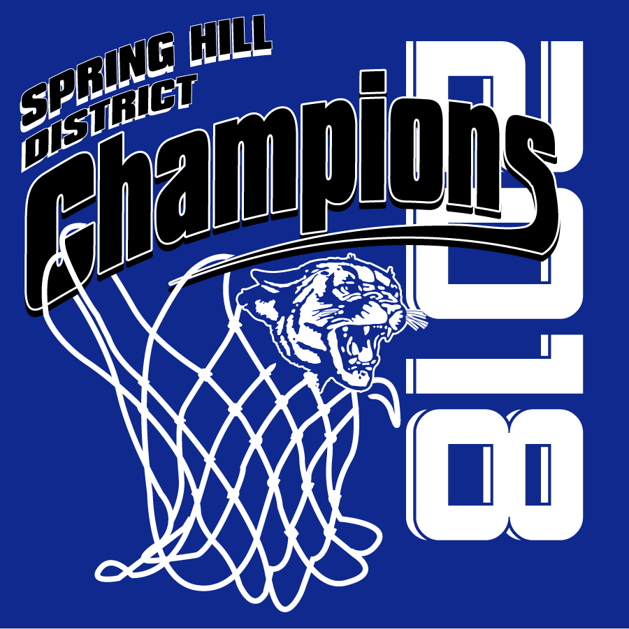 Basketball District Championship/Playoff Shirts NOW ON SALE