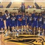 Boys Varsity Basketball beats Mabank 49 – 31