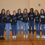 Softball players visit Fabulous Friday at the Primary Campus