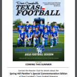 Special Edition Football Magazine Available!