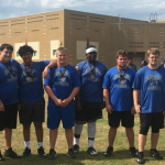 Results from HS Gilmer Lineman Challenge