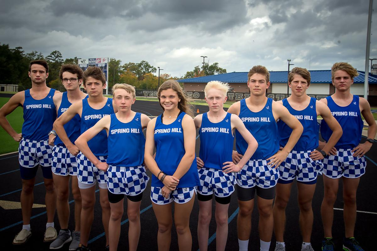 Cross Country:  Reliable, resilient Spring Hill group headed to state meet
