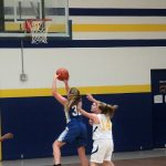 Girls 7A Basketball beats Chapel Hill 16 – 9
