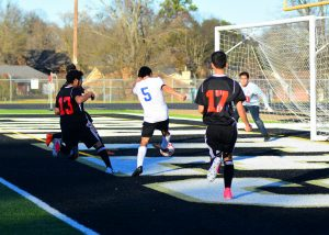 Boys Varsity Soccer – Pittsburg Tournament 1/5/2019