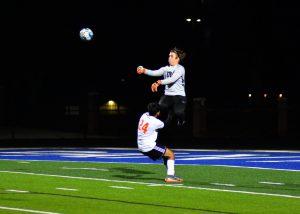 Boys Varsity Soccer – SH v. Grand Saline