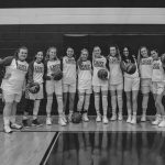 Lady Panthers ended the season at home for Senior Night