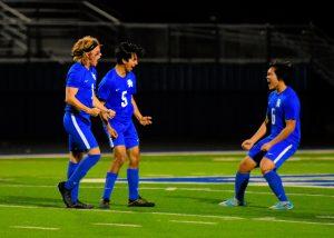 Boys Varsity Soccer – SH v. Tatum