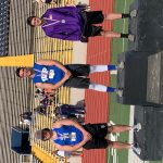 Boys Varsity Track finishes 6th place at the Regional Meet