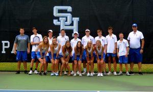 Varsity Tennis vs Van