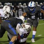 Spring Hill hammers Leopards, 56-7