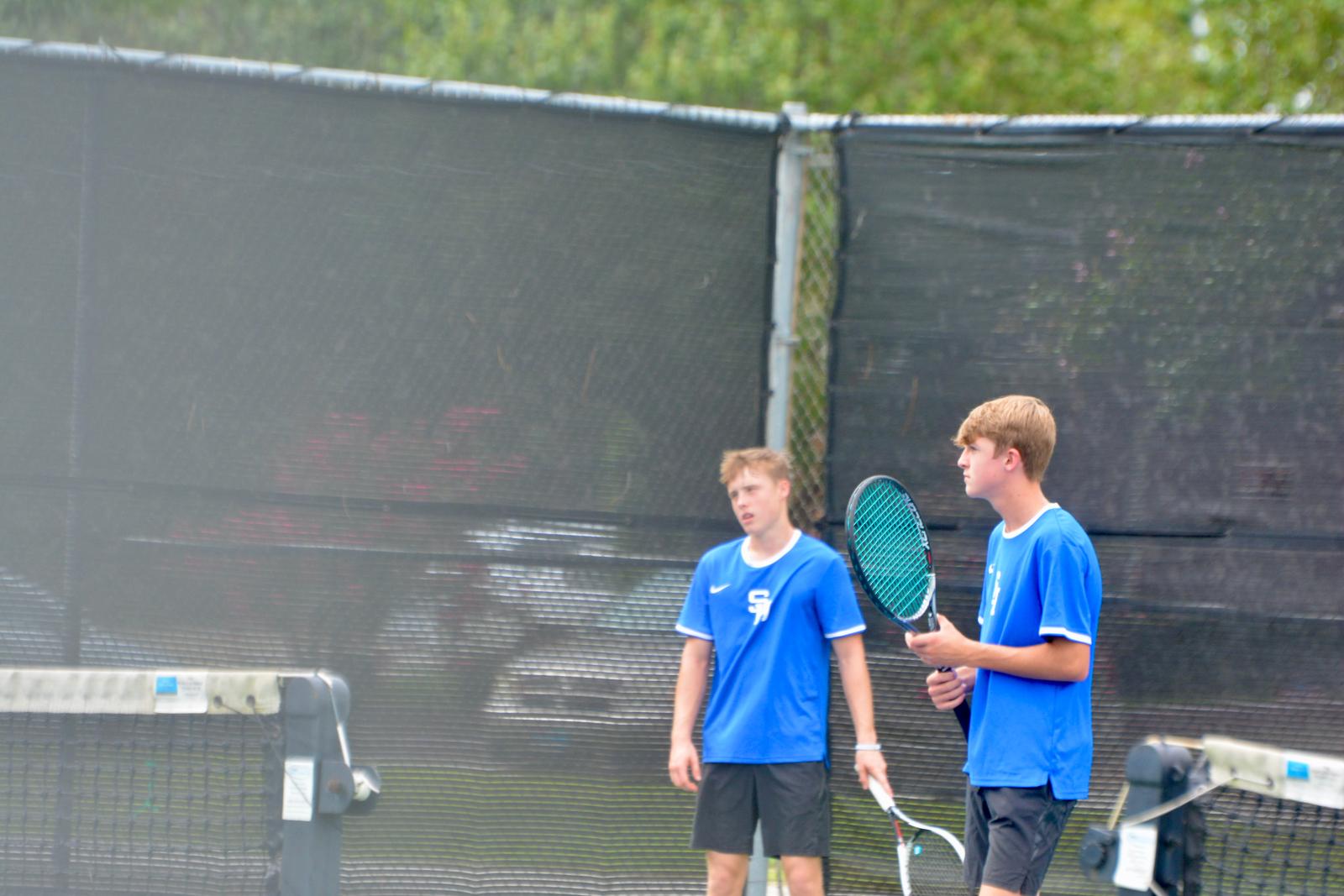 Team Tennis falls short against Lindale