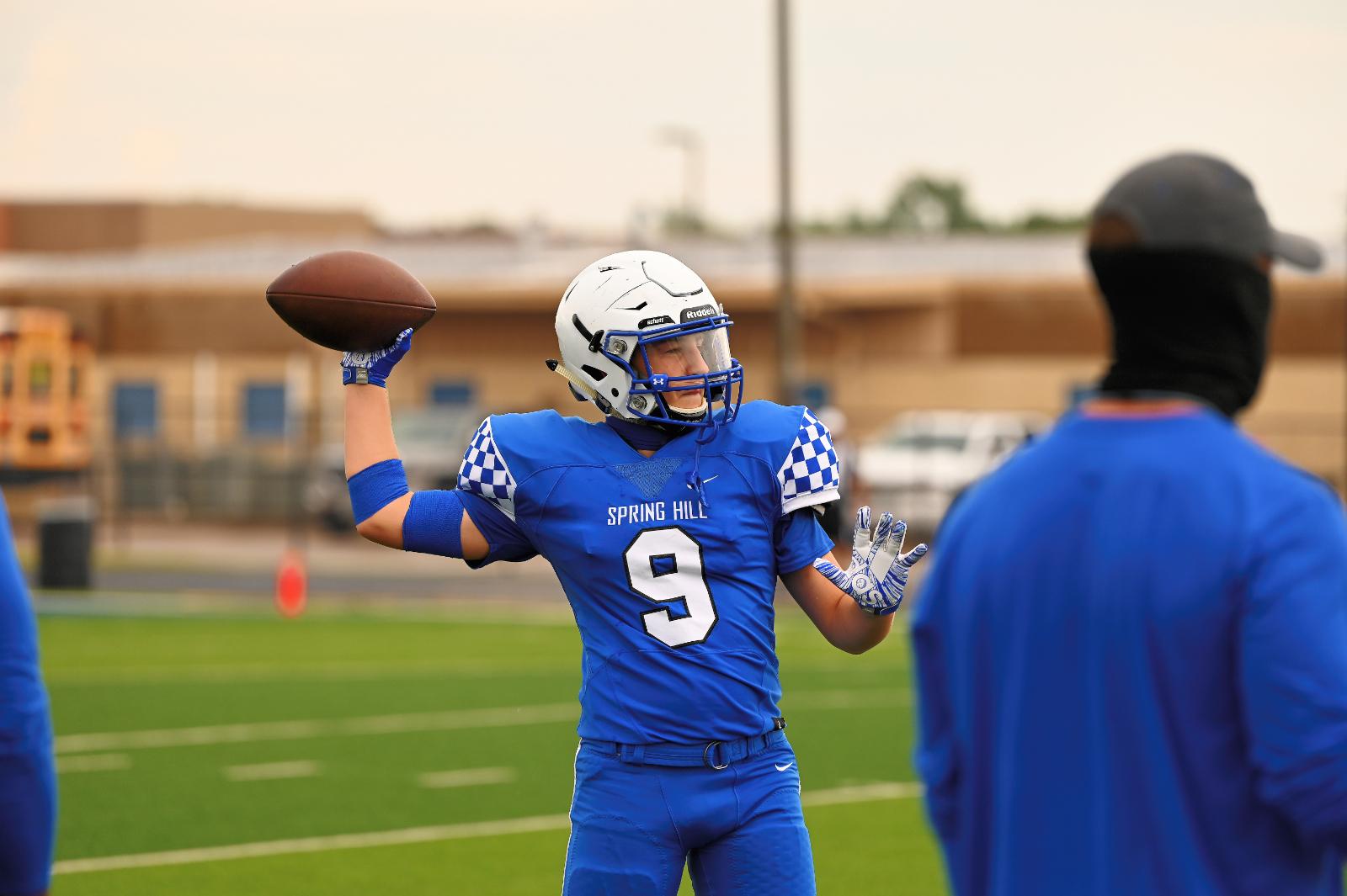 Boys Junior Varsity Football – SH v. Liberty-Eylau