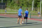 Varsity Team Tennis Dominates Kilgore