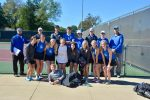 GOOD LUCK TEAM TENNIS!