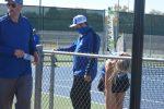 Team Tennis Fights Hard But Comes Up Short in Regional Quarterfinals
