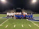 Varsity Soccer Tops the Alumni on a Beautiful Friday Night