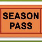 2015-16 Season Passes (Fall & Winter)