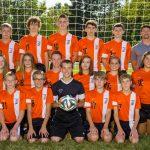 2015 Mineral Ridge Soccer Team