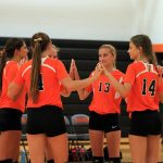 Mineral Ridge High School Girls Varsity Volleyball falls to United Local 0-3