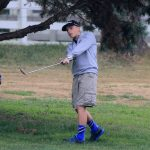 Mineral Ridge High School Boys Varsity Golf beat Crestview High School 220-226