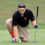 Mineral Ridge High School Boys Varsity Golf beat Sebring Mc Kinley High School 179-216