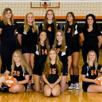 Mineral Ridge High School Girls Varsity Volleyball falls to Jackson-Milton Local High School 0-3