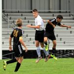 Mineral Ridge High School Boys Varsity Soccer beat Crestview HS – Columbiana 1-0